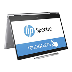 "Notebook convertibile HP - Spectre x360 13-ae019nl - 13.3"" - core i5 8250u - 8 gb ram 3dm09ea#abz"