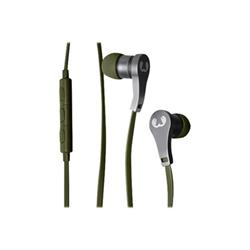 Auricolari con microfono Fresh 'n Rebel - Lace Earbuds Army