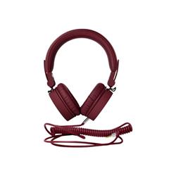 Cuffie con microfono Fresh 'n Rebel - Caps Headphones Ruby