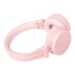 Fresh 'n Rebel Caps Wireless Headphones - Casque avec micro - sur-oreille - sans fil - Bluetooth - isolation acoustique - cupcake