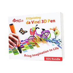 Stampante 3D XYZ Printing - 3d pen 1.0 edu pack