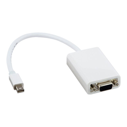 Adattatore Lindy - Mini displayport to vga adapter - convertitore video - bianco 41015