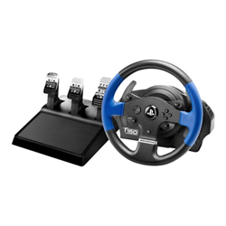 Volante + Pedali Thrustmaster - T150 PRO ForceFeedback PC/PS3/PS4