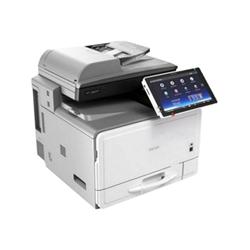 Multifunzione laser Ricoh - Mp c407spf - stampante multifunzione - colore 417848