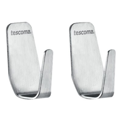 Tescoma - Presto piccolo - gancio autoadesivo (pacchetto di 2) 420843