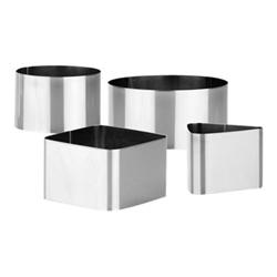 Tescoma - Grandchef - food mold set - 4 pezzi 428724