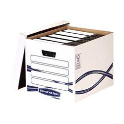 Raccoglitore Fellowes - CF10BANKER BOX BASIC SCATOLA GRANDE