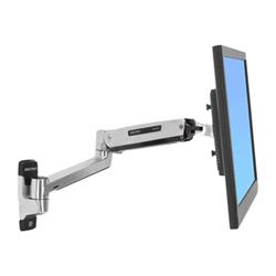 Lenovo - Ergotron lx sit-stand wall mount lcd arm - kit montaggio 45-353-026