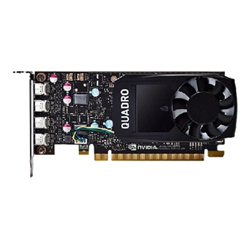 Scheda video Dell - Nvidia quadro p600
