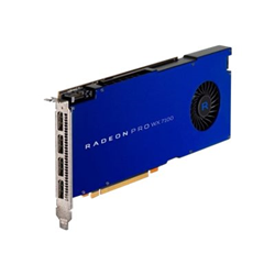 Scheda video Dell - Radeon pro wx 7100