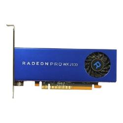 Scheda video Dell Technologies - Radeon pro wx 2100 - kit cliente - scheda grafica - radeon pro wx 2100 490-bdzr