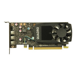 Scheda video Dell Technologies - Quadro p400 - kit cliente - scheda grafica - quadro p400 - 2 gb 490-bdzy