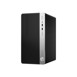 PC Desktop HP - Prodesk 400 g5 - micro tower - core i5 8500 3 ghz - 16 gb - 256 gb 4hr52ea#abz