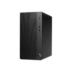 PC Desktop HP - 290 g2 - micro tower - pentium gold g5400 3.7 ghz - 4 gb - 1 tb 4hr66ea#abz