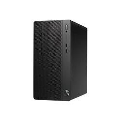 PC Desktop HP - 290 g2 - micro tower - pentium gold g5400 3.7 ghz - 4 gb - 1 tb 4hr70ea#abz