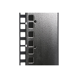 Startech - Startech.com armadio server rack a giorno 25u a 4 staffe e profondità regolabil