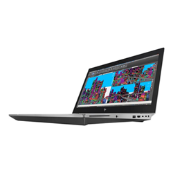 "Workstation HP - Zbook 15 g5 mobile workstation - 15.6"" - core i7 8850h - 16 gb ram 4qh15et#abz"