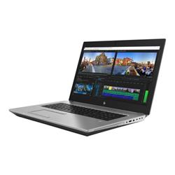 "Workstation HP - Zbook 17 g5 mobile workstation - 17.3"" - core i7 8750h - 8 gb ram 4qh18et#abz"