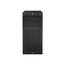Workstation HP - Workstation z2 g4 - mt - xeon e-2136 3.3 ghz - 8 gb - 256 gb 4rw88et#abz