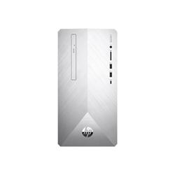 PC Desktop HP - Pavilion 595-p0020nl - mt - core i7 8700 3.2 ghz - 8 gb - 1 tb 4xd27ea#abz