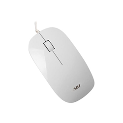 Mouse ADJ - Mo110 3d mini - mouse - usb - bianco 510-00029