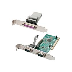 Scheda PCI Lindy - 2s1p card 32-bit - scheda parallela/seriale 51242