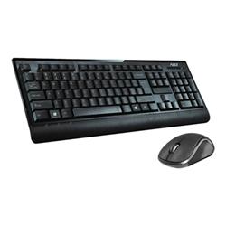Kit tastiera mouse ADJ - Kw601 keyboard   mouse 3d wrls