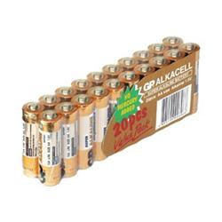 Pila GP Battery - Gp super alkaline 15a s20 batteria - 20 x tipo aa - alcalina 5508