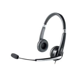 Cuffie con microfono JABRA - UC Voice 550 Duo USB MS