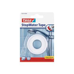 Tesa - Stopwater nastro per riparazioni - 12 mm x 12 m - bianco 56220-00000-00