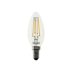Lampadina LED BEGHELLI - Oliva zafiro led 4w e14 2700k