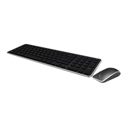 Kit tastiera mouse Dell - Dell wireless keyboard and mouse - km714