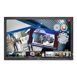 """Écran LFD NEC MultiSync E705 SST - Classe 70"""" - E Series écran DEL - signalisation numérique - avec écran tactile - 1080p (Full HD) 1920 x 1080 - système de rétroéclairage en bordure par DEL Edge-Lit - noir"""