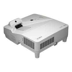 Vidéoprojecteur NEC UM352Wi (Multi-Touch) - Projecteur LCD - 3500 lumens - WXGA (1280 x 800) - 16:10 - HD 720p - Objectif ultra court - LAN