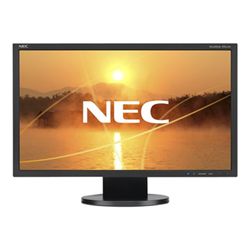 Monitor LED Nec - Accusync as222wi black