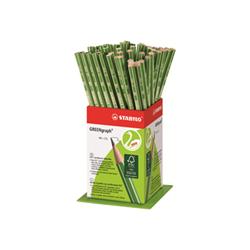 Matita Stabilo - Greengraph esp.60 matite hb