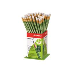 Matita Stabilo - Greengraph esp.60 matite hb c/gom