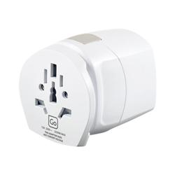 Busta COMPAGNIA DEL VIAGGIO - Go worldwide adaptor - adattatore connettore alimentazone 636