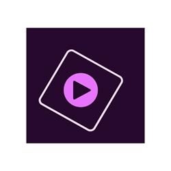 Software Adobe - Adobe premiere elements 2018 - box