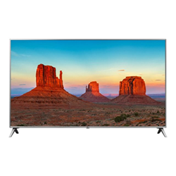 TV LED LG - Smart 65UK6500 Ultra HD 4K HDR