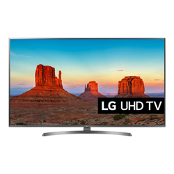 "TV LED LG - 65UK6950PLB 65 "" Ultra HD 4K Smart Flat HDR"