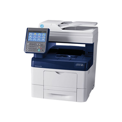 Imprimante laser multifonction Xerox WorkCentre 6655i - Imprimante multifonctions - couleur - laser - Legal (216 x 356 mm) (original) - A4/Legal (support) - jusqu'à 36 ppm (impression) - 700 feuilles - USB 2.0, Gigabit LAN, hôte USB - Sold