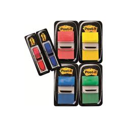 Post it Post-it - Index 680 value pack - segnapagina con dispenser 67378