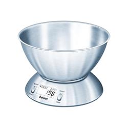 Bilancia da cucina Beurer - KS 54 con Ciotola Acciaio Funzione Tara