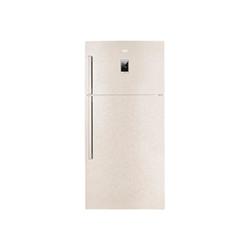 Frigorifero Beko - DN162220B Doppia porta Classe A+ 84 cm No Frost Sabbia marmorizzata