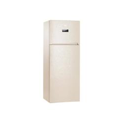 Frigorifero Beko - RDNE455E20B Doppia porta Classe A+ 70 cm No Frost Sabbia marmorizzata