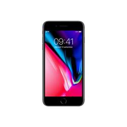 Smartphone Apple - iPhone 8 Plus Gray 256 GB Single Sim Fotocamera 12 MP
