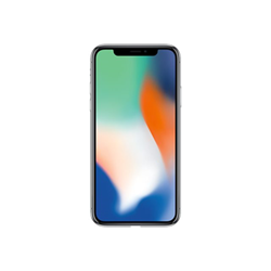 Smartphone Apple - iPhone X Space Silver 64 GB Single Sim Fotocamera 12 MP
