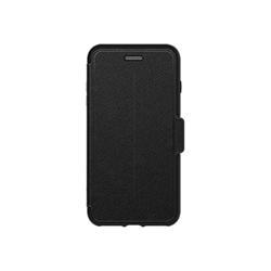 Cover Strada iphone 7 plus onyx black