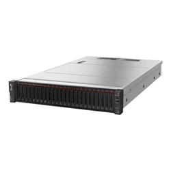 Server Lenovo - Thinksystem sr650 - montabile in rack - xeon gold 6136 3 ghz - 16 gb 7x06a07zea